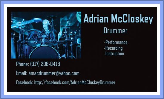 Cortland drum lessons adrian mccloskey below are some brief examples of my playing colourmoves